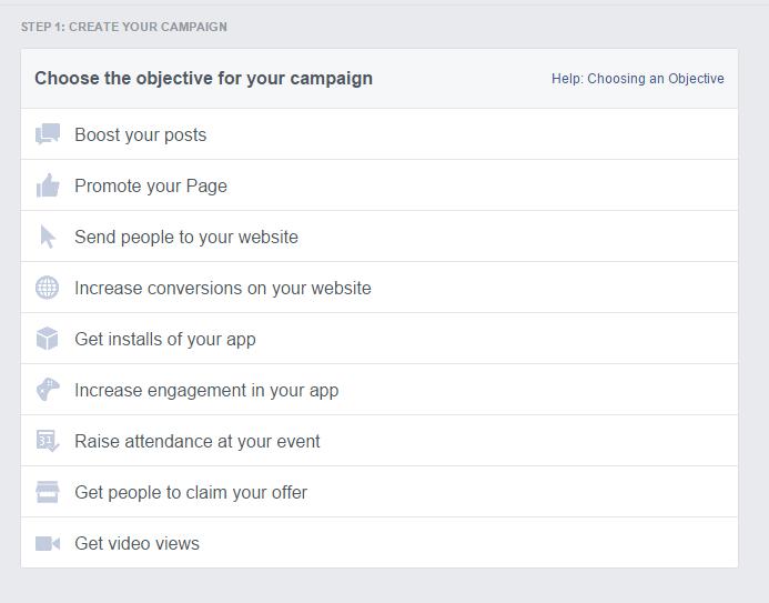 Šta sve možete da reklamirate na Facebook-u